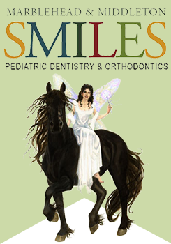 Logo for Pediatric dentist Dr. Corine Barone