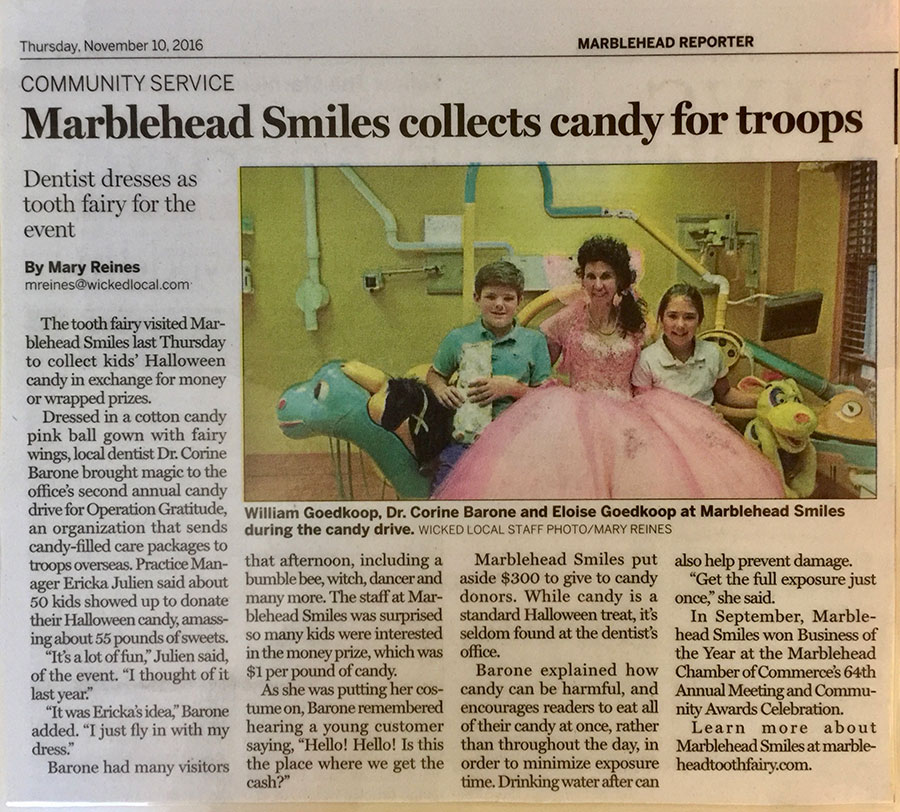 Marblehead Candy Buy Back